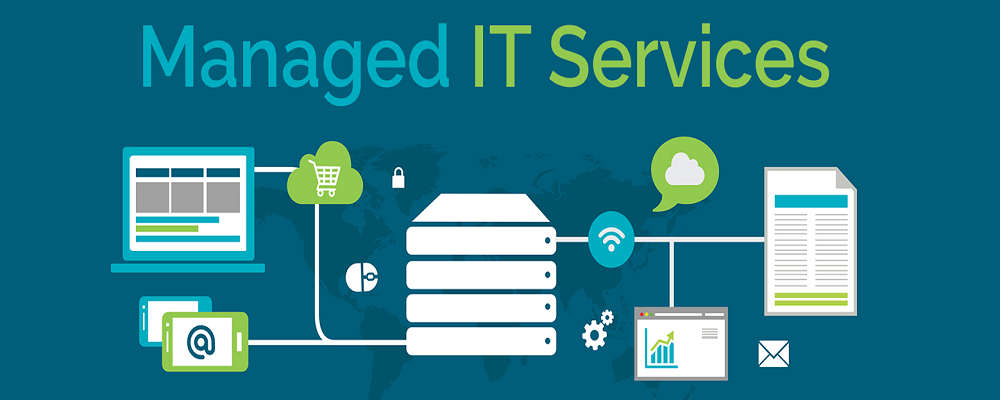 Managed IT Services: One-Stop Solution to Your Company's IT Related Problems